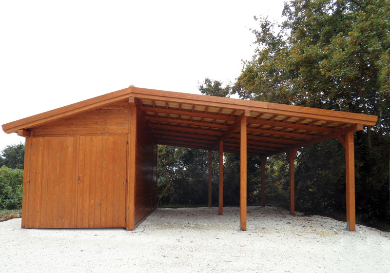 Box auto e carport jesi ancona for 2 box auto con officina e soppalco